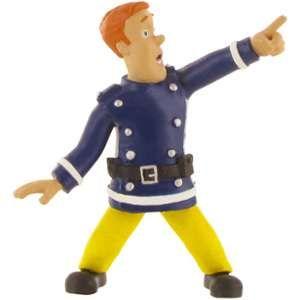 Comansi Figurine Sam le Pompier