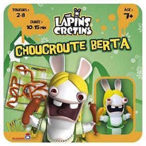 Dujardin Choucroutte Berta Lapins Crétins