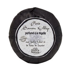 Douce Nature Savon d'Alep à l'huile de nigelle