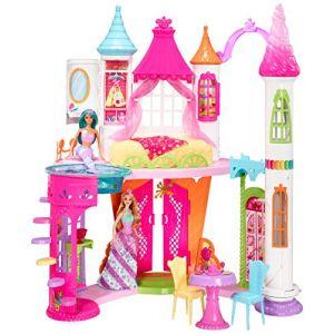 Mattel Le Château des bonbons Barbie Dreamtopia