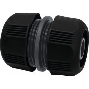 Cap Vert Raccord réparateur de tuyau d'arrosage Connect - Diamètre 19 mm