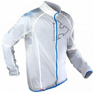 Raidlight Veste Coupe-vent Hyperlight homme BLUE, WHITE - Taille M