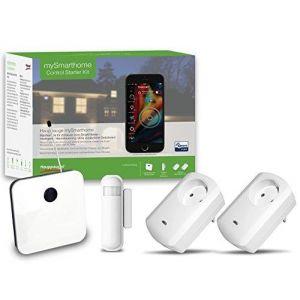 Hauppauge mySmarthome - Solution de contrôle et de surveillance pour maison connectée