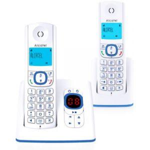 Alcatel F530 Voice Duo - Téléphone sans fil avec répondeur