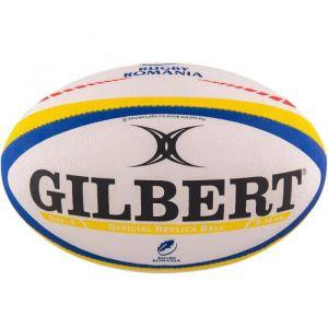 Gilbert Ballon de rugby REPLICA - Roumanie - Taille 5