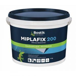 Bostik Colle acrylique pour revêtement de sol souple - Miplafix 200