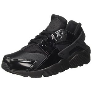 Nike Air Huarache Run, Baskets Femme, Noir (Black), 36.5 EU