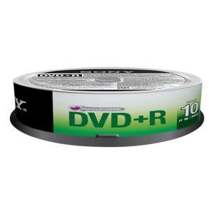 Sony 10DPR47SP - DVD+R 4.7 Go 16X spindle de 10 pieces