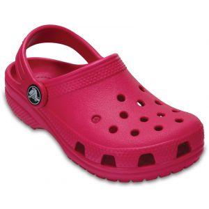 Image de Crocs Classic Clog Kids, Sabots Mixte Enfant, Rose (Candy Pink), 30-31 EU