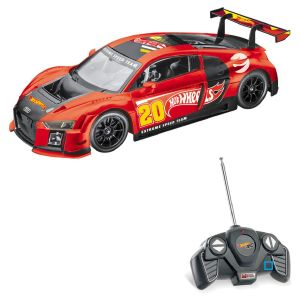 Mattel Audi R8 radiocommandée LMS 1/14 ième - Hot Wheels