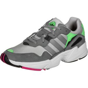 Adidas Chaussures casual Yung96 Originals Gris / Vert - Taille 40
