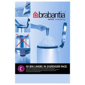 Brabantia Sacs poubelle (12 L)