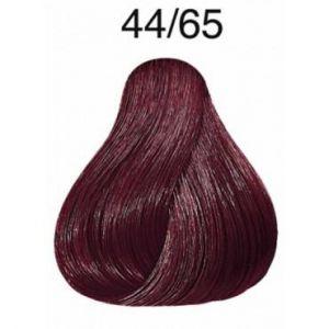 Wella Koleston Perfect Vibrant Reds 44.65 Châtain violet acajou intense