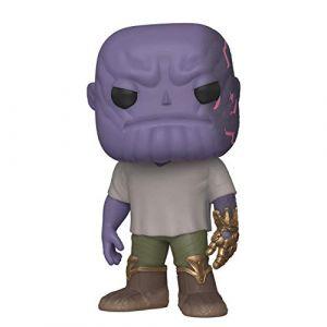 Funko Figurine Pop! Marvel Avengers Endgame Thanos Avec Gant De L'Infini