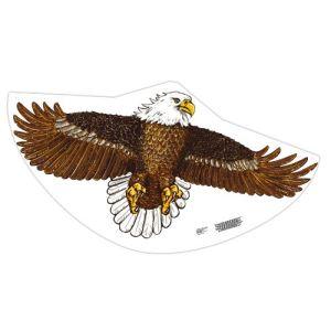 Gunther 1124 - Cerf-volant monofil Seeadler en feuilles de PE