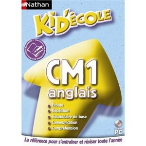 Kid'école CM1 : Anglais [Windows]