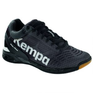 Kettler Kempa - Attack Midcut - Chaussures - Homme - Noir (Noir/Blanc) - 39.5