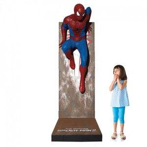 Figurine géante Amazing Spiderman 2