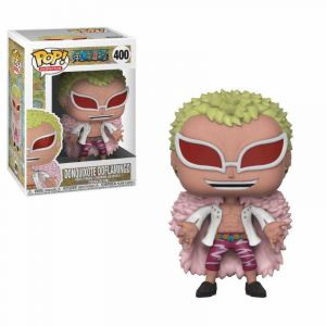 Funko One Piece - Bobble Head Pop N° 400 - Dq Doflamingo [Figurine]