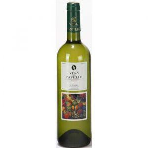 VEGA DEL CASTILLO Viura Chardonnay Navarra Vin d'Espagne - Blanc - DO - Vin d'Espagne Vega Del Castillo Viura Chardonnay Navarra D.O.