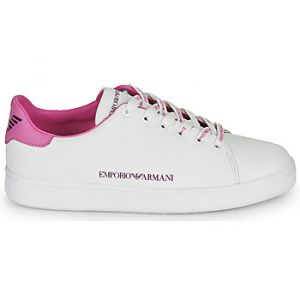 Emporio Armani Baskets basses X3X061-XM257 blanc - Taille 36,37,38,39,40