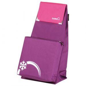 Garmol Sac poussette de marché isotherme 66 L Liso combi - mûre, fushia - Accessoire poussette de marché