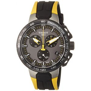 Tissot Montre Homme T-race Multicolore