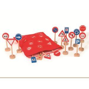 Goula Panneaux de circulation 16 u
