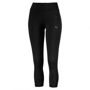 Puma Pantalon de sport Training A.C.E. Always On Solid 3/4 pour Femme, Noir, Taille XS |