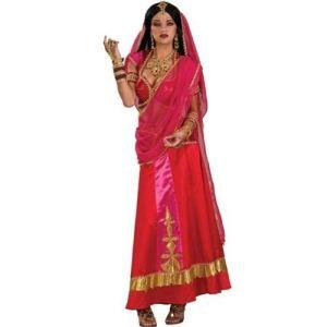 Rubie's Déguisement Bollywood femme (taille unique)