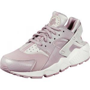 Nike WMNS Air Huarache Run, Chaussures de Running Compétition Femme, Multicolore (Vast Grey/Particle R 029), 37.5 EU