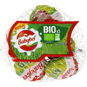 Babybel Mini - 5 fromages bio