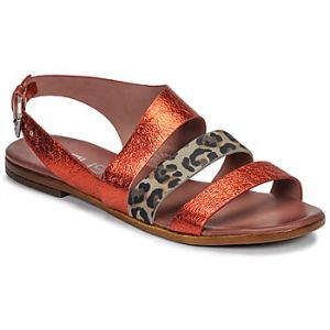 Mjus Sandales CHAT BUCKLE - Couleur 36,37,38,39 - Taille Rouge
