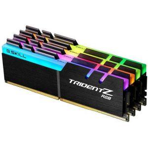 G.Skill TridentZ RGB Series - DDR4 - 32 Go: 4 x 8 Go - DIMM 288 broches - 3000 MHz / PC4-24000 - CL15 - 1.35 V - mémoire sans tampon - non ECC
