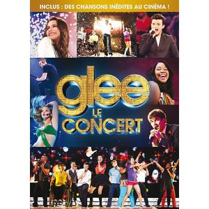 Glee ! the concert movie 3D