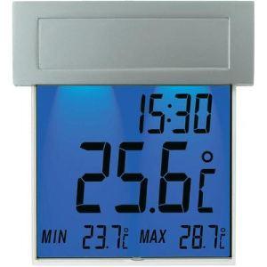 TFA Dostmann 30.1035 Vision Solar - Thermomètre de fenêtre digital