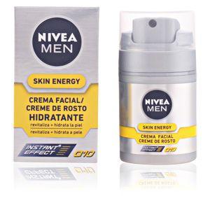 Nivea Men Skin Energy Q10 - Crème hydratante