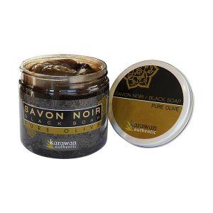 Karawan Savon noir pure olive 200 ml
