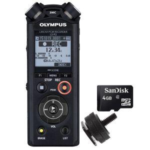 Olympus LS-P2 + Adaptateur Flash + Carte MicroSD 4 Go