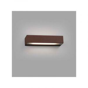 Faro Applique extérieure bidirectionnelle Toluca Rouille Aluminium 71053
