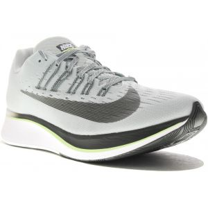 Nike Zoom Fly W déstockage running Gris/argent - Taille 38