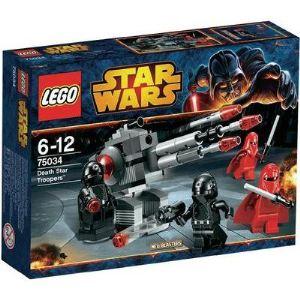 Lego 75034 - Star Wars : Death Star Troopers