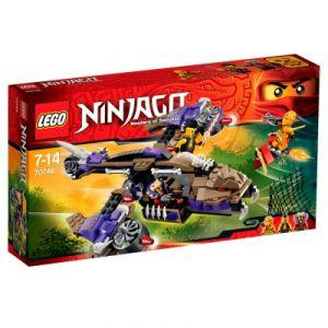 Lego 70746 - Ninjago : L'hélicoptère de Condrai