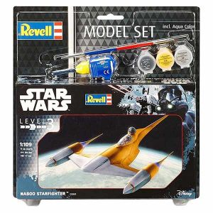 Revell 63611 - Maquette Star Wars Model-Set Naboo Starfighter