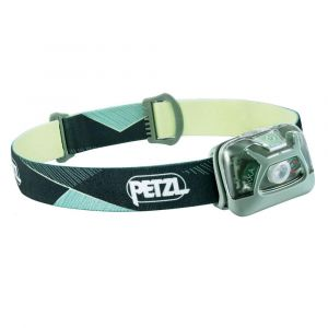 Petzl Tikka - 300 Lumens Lampe frontale / éclairage Vert - Taille TU
