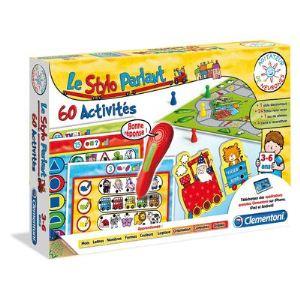 Clementoni Le stylo parlant : 60 activités