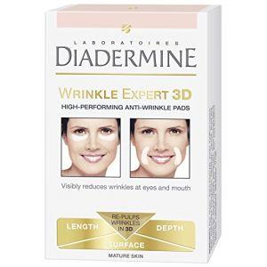Diadermine Expert 3D Pack de 12 Patchs Anti Rides