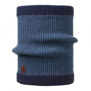 Buff Tours de cou -- Knitted Neckwarmer Comfort - Dee Blue - Taille One Size