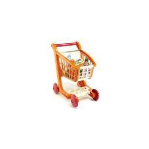 Me Funny Home Chariot de supermarché garni