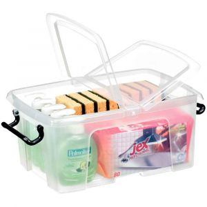 CEP Office Solutions Strata Boite de rangement Plastique 12 litres